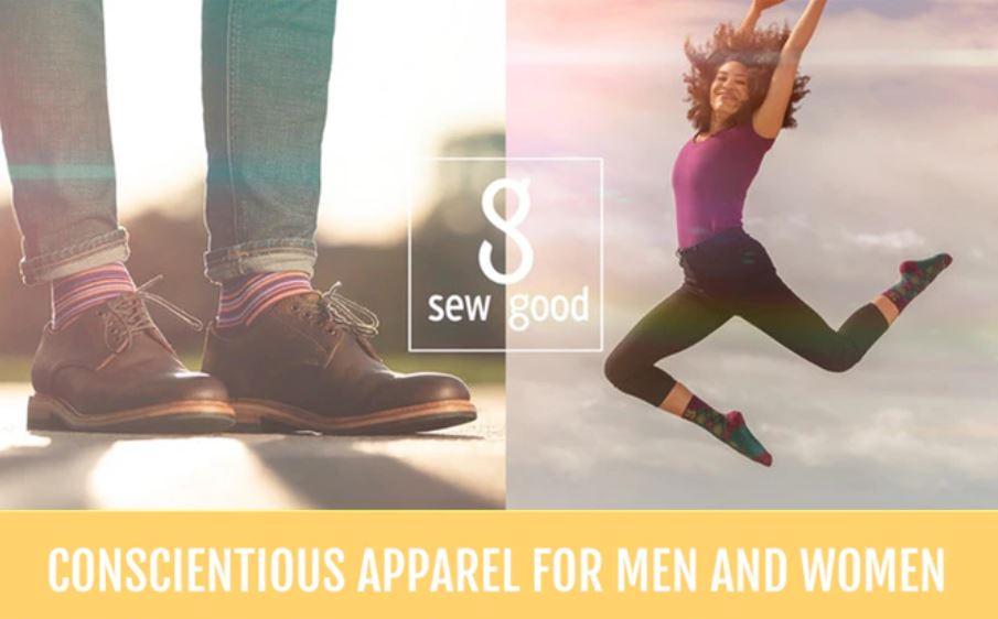 Sew Good: Socks That Change the World